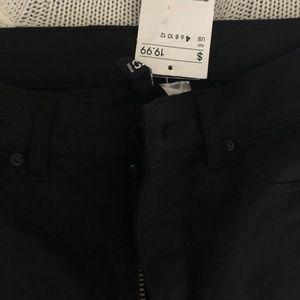 141599c9ea2 H M Jeans - H   M BLACK JEANS SIZE 4 SKINNY LEG